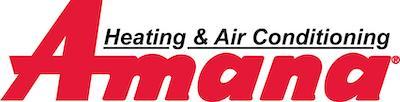 amana heating and ac logo