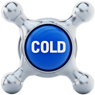 Cold knob of furnace