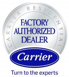 carrier manufacturer logo