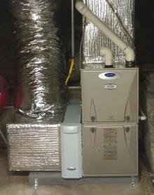 furnace maintenance el cerrito