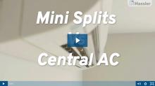 mini splits vs central ac video thumbnail