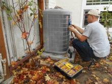Rockridge Oakland HVAC Contractor