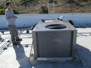 larger ac unit