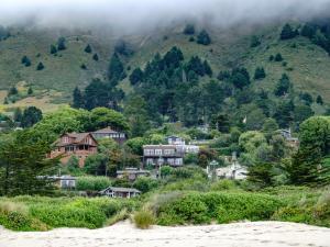 marin county ca beach view