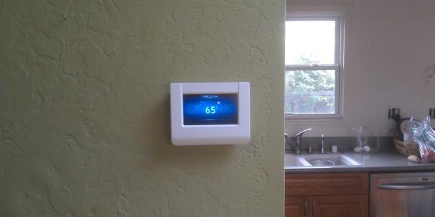 smart thermostat el cerrito