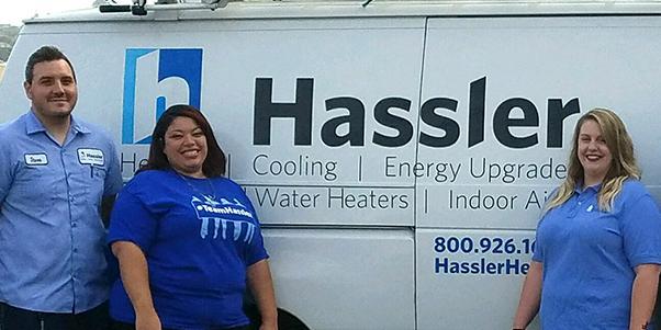 hassler, california, ca