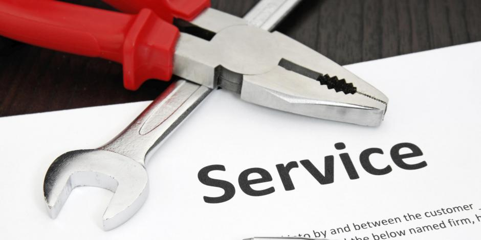 hvac service agreement